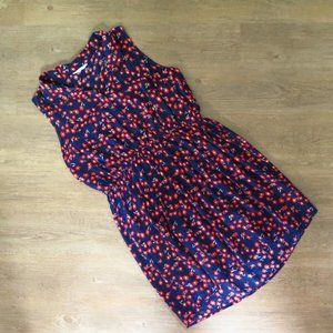FITS Medium! Floral collared dress from Ardene